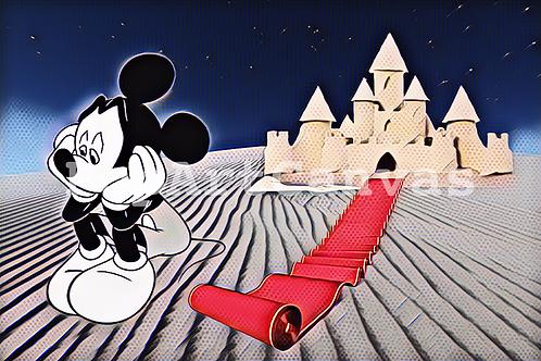 Illusion- MM Sand Castle