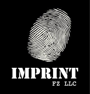 Imprint Dubai Logo Fingerprint
