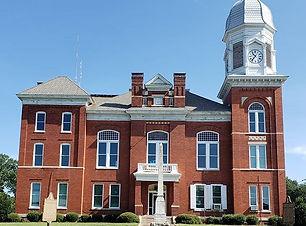 Taliaferro County Courthouse, Crawfordvi