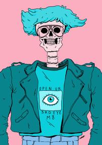 Skull M8