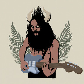 Wild Musician