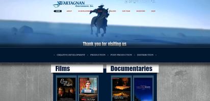 D'Artagnan Entertainment Inc.