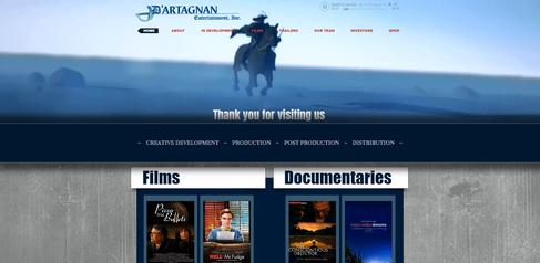 D'Artagnan Entertainement Inc., a Hollywood based Company