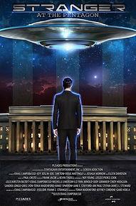 Stranger At The Pentagon poster
