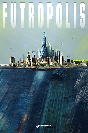 Futropolis main poster