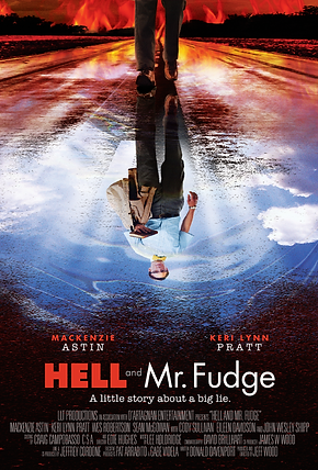 Hell and Mr. Fudge poster
