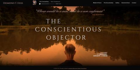 Desmond Doss, The Conscientious Objector, Documentary Film