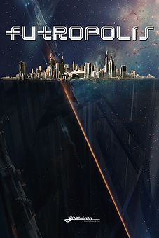 Futropolis alternative poster