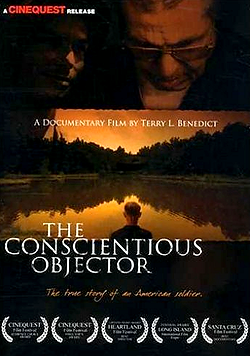 The Conscientious Objector poster