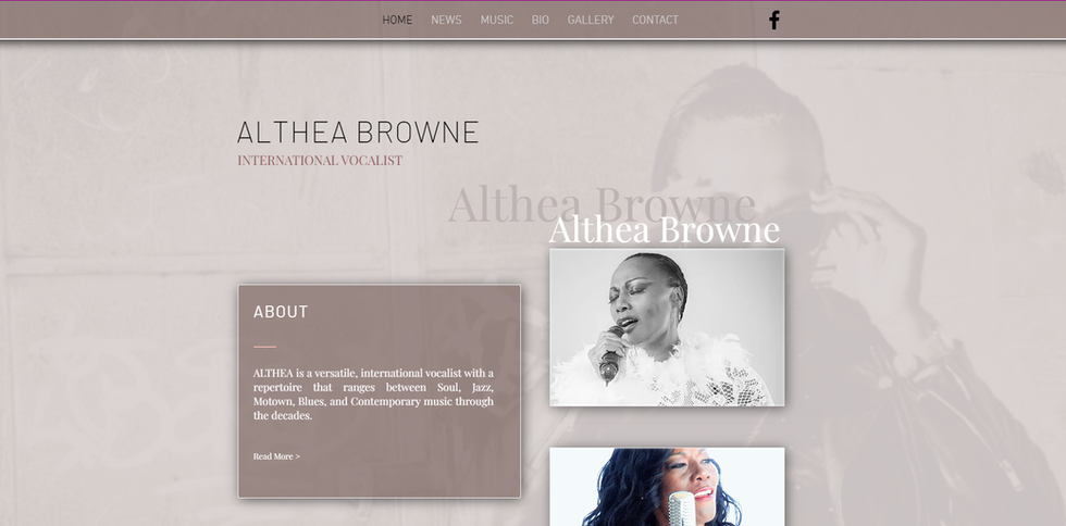 Althea Browne