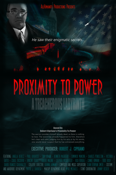 "Proximity To Power, ""He saw their enigmatic secrets..."""