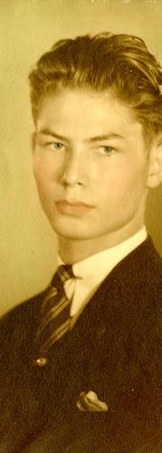 Young Desmond T. Doss