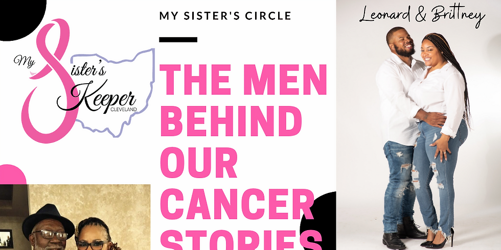 My Sister's Circle -  The men behind our cancer stories