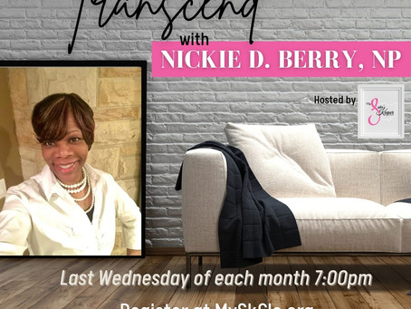 Transcend w/Nickie Berry,  NP