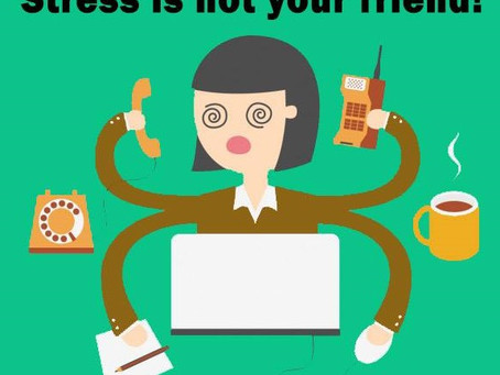 The stress affect on our bodies