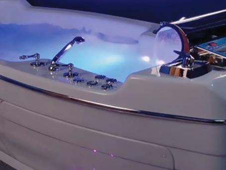 Why choose an underwater hydro massage?