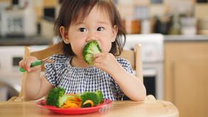 Dicas para o seu filho comer de forma saudável