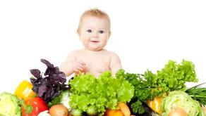 Alimentos para fortalecer a imunidade das crianças.