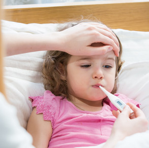 Febre: o que fazer quando ela  aparece?