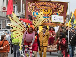 #1 Lewes Phoenix Rising >