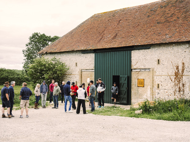 #26 Shepherds Barn >