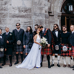 Wedding of Leidylims and Peter Farmer