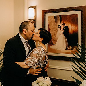 Luisa and Charlie - 25th Wedding Anniversary