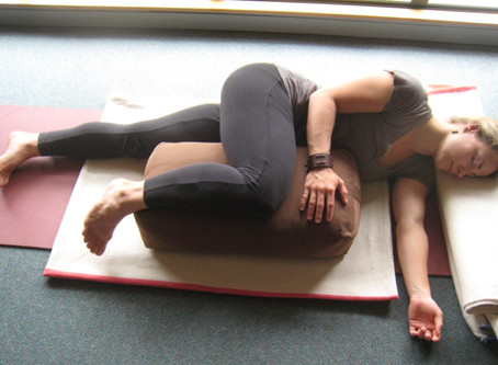 Restore & Renew at YogaPatch