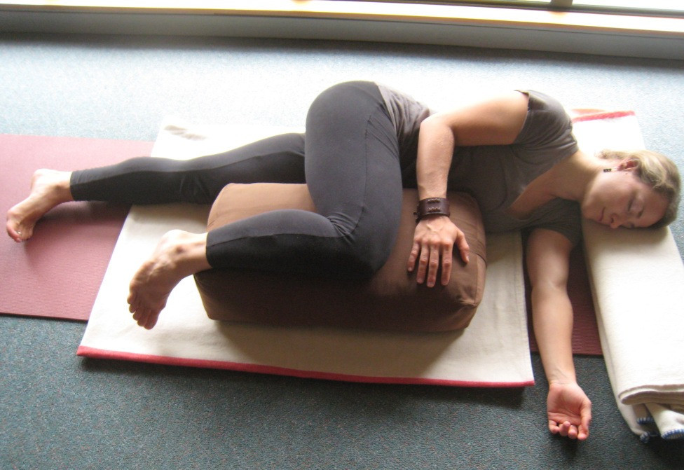 Restorative Yoga at Yoga Patch in Kansas City