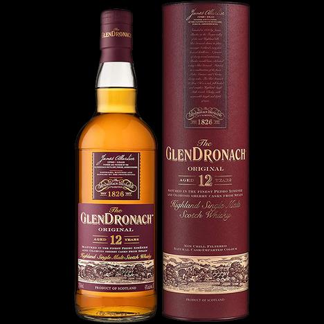 The GlenDronach 12yo