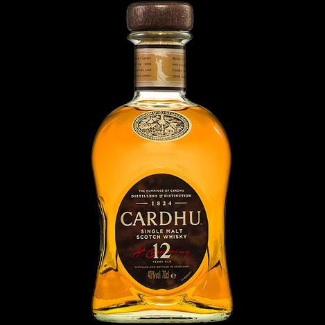 Cardhu 12yo