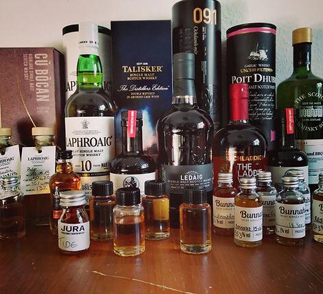 Sie suchen einen Whisky als Weihnachtsgeschenk? Ich berate Sie gerne.