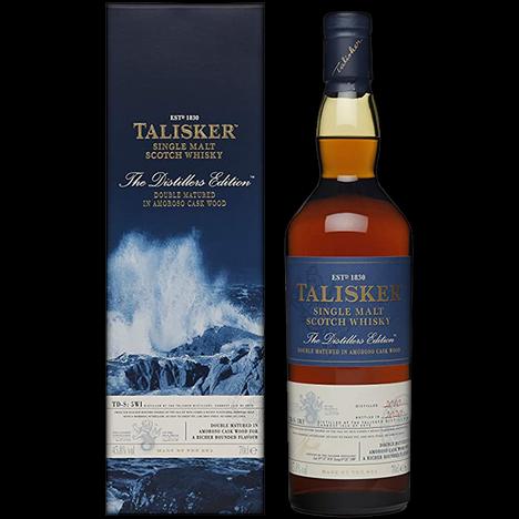Talisker Distillers Edition 2020