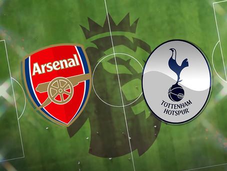 Arsenal 2 - Tottenham 1. Full Time Reaction