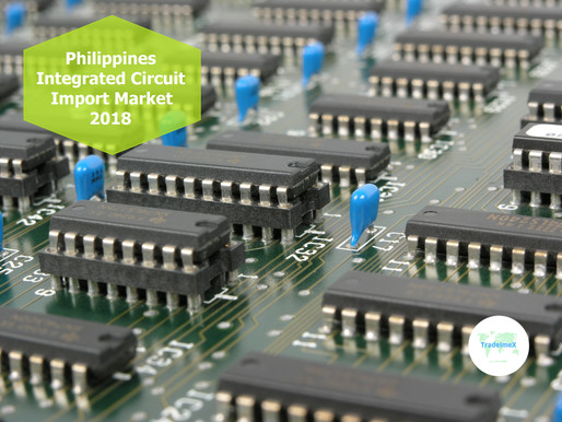 Philippines Import Report of Electronic Integrated Circuits - 2018