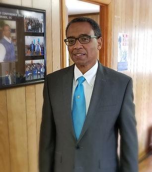 Pastor Henry Watson