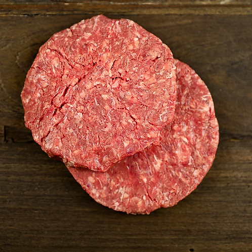 Hamburger Patties (Frozen), Acabonac Farms