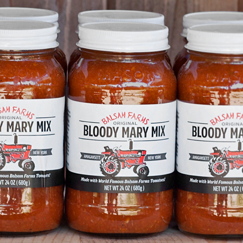 Bloody Mary Mix, Balsam Farms