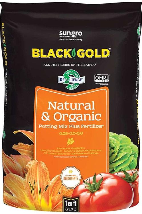 Natural & Organic Potting Mix