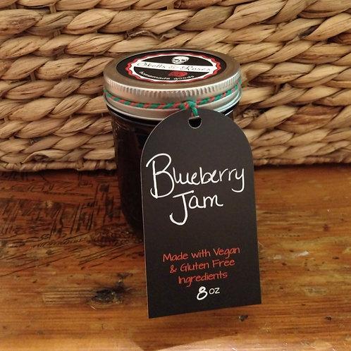 Blueberry Jam, Skells & Roses