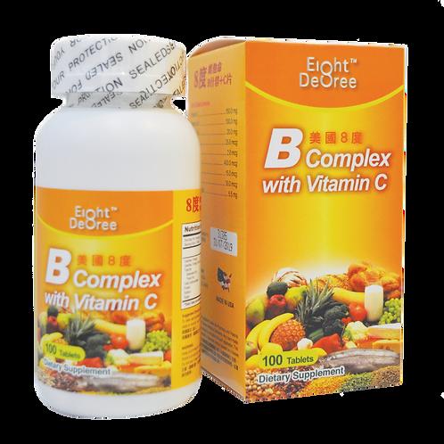 8度 Vitamin B Complex + C