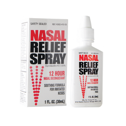 美國基柏 - Nasal Relief Spray