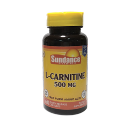 SUNDANCE - 左旋肉鹼 500mg (60粒) (非基因改造)