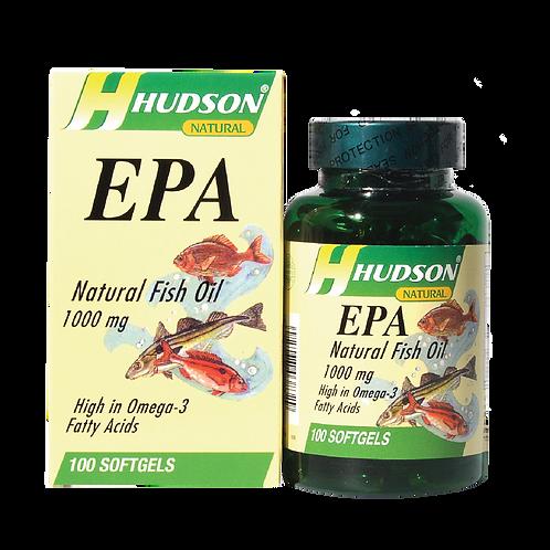 哈紳Hudson - 天然奧米加 阿拉斯加魚油丸100's