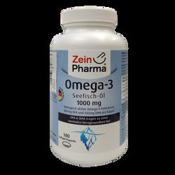 Zein Pharma - 奧米加-3_1000毫克_膠囊