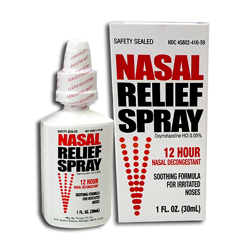 美國基柏 - Nasal Relief Spray
