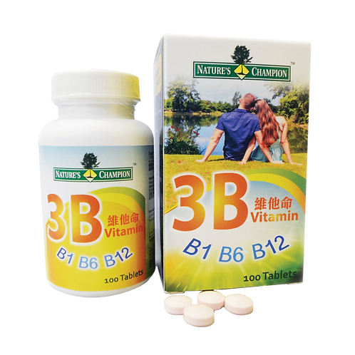 Nature Champion - Vitamin 3B