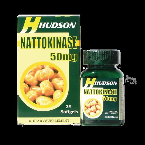 哈紳Hudson - 納豆激酶膠囊