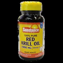 SUNDANCE - 磷蝦油丸 1000mg