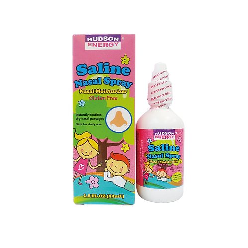 美國基柏 - 基柏鹽水潔鼻噴霧 (兒童裝)